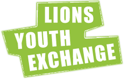 Lions Youth Exchange Logo